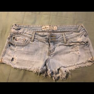 Hollister Women's Jean Shorts